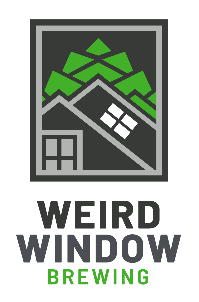 weird window brewing logo